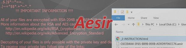 Aesir (ZZZZZ) 바이러스 랜섬웨어 복구툴: .aesir/.zzzzz 확장 파일을 해독하세요