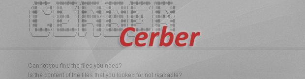 Cerber 랜섬웨어 복구: # Decrypt My Files # 바이러스 제거와 암호해독