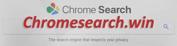 Chrome, Firefox 및 IE에서 chromesearch.win 바이러스 삭제