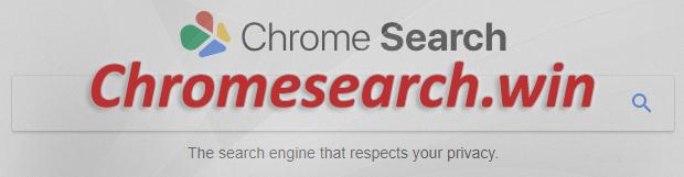 Chrome, Firefox 및 IE에서 chromesearch.win 바이러스 삭제