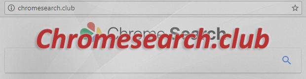 Chromesearch.club 리다이렉트 바이러스 삭제 방법