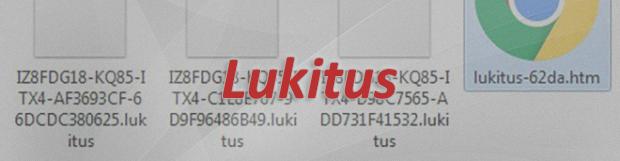 Lukitus/Locky 랜섬웨어 제거: .lukitus 바이러스 파일 해독 방법